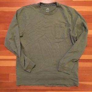 Nike SB|Crewneck Sweatshirt|Olive/Sage Green